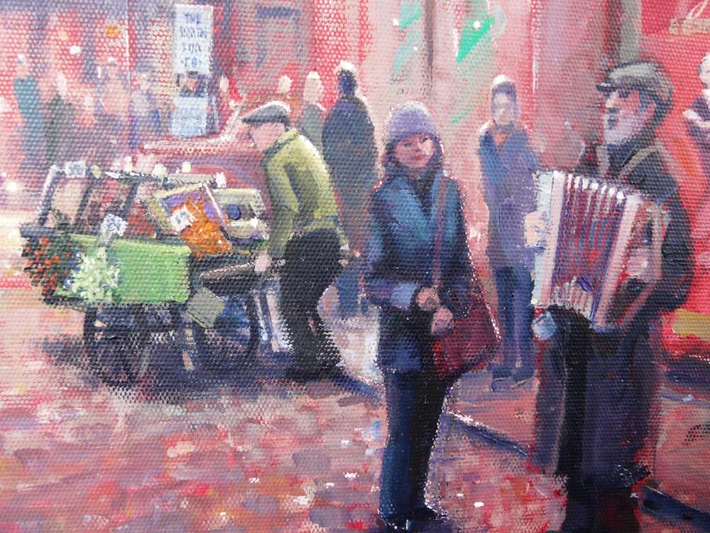 Tib Street by Cliff Murphy, Local | Northern