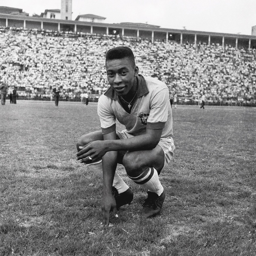 Art Life Football Portfolio by Pele, Nostalgic | Football | Sport