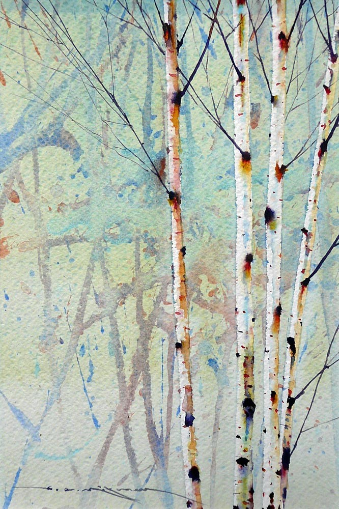 Spring has Sprung by Ged Mitchell, Landscape | Special Offer