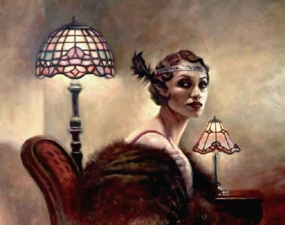 As if you were There by Hamish Blakely, Figurative | Special Offer