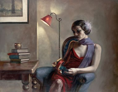 The Last Post by Hamish Blakely, Figurative | Special Offer