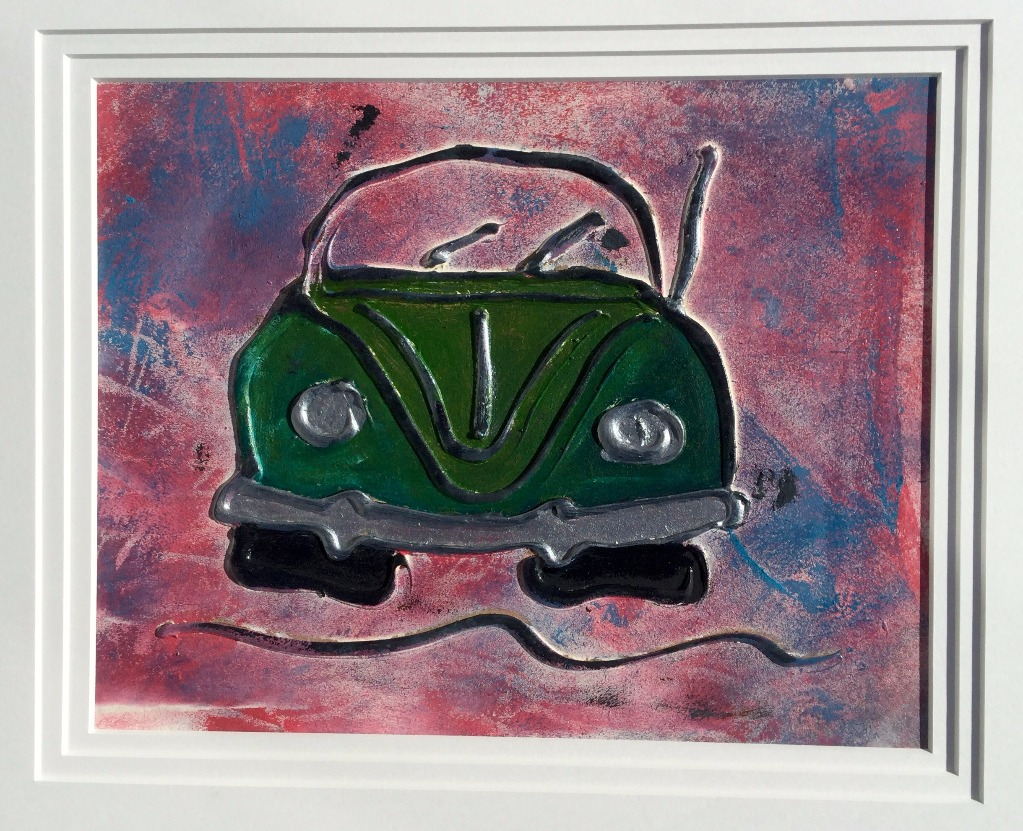 A Bug's Life by Dennis Middleton, Humour | Transport