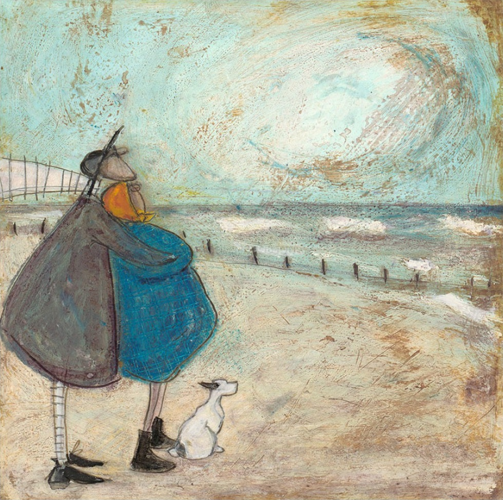 Counting White Horses by Sam Toft, Love | Romance | Sea