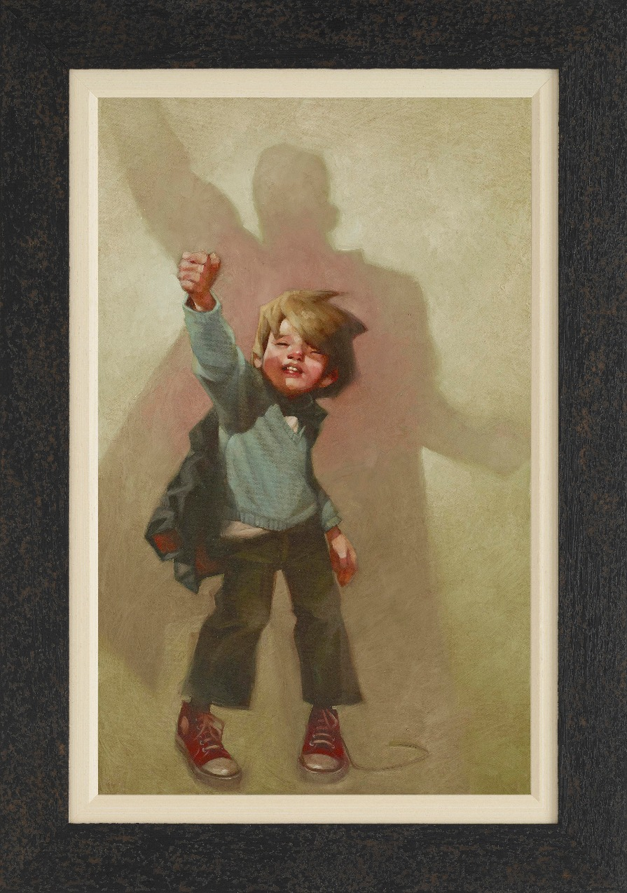 Reach for the Sky by Craig Davison, Film | Nostalgic | Children | Comic | Family