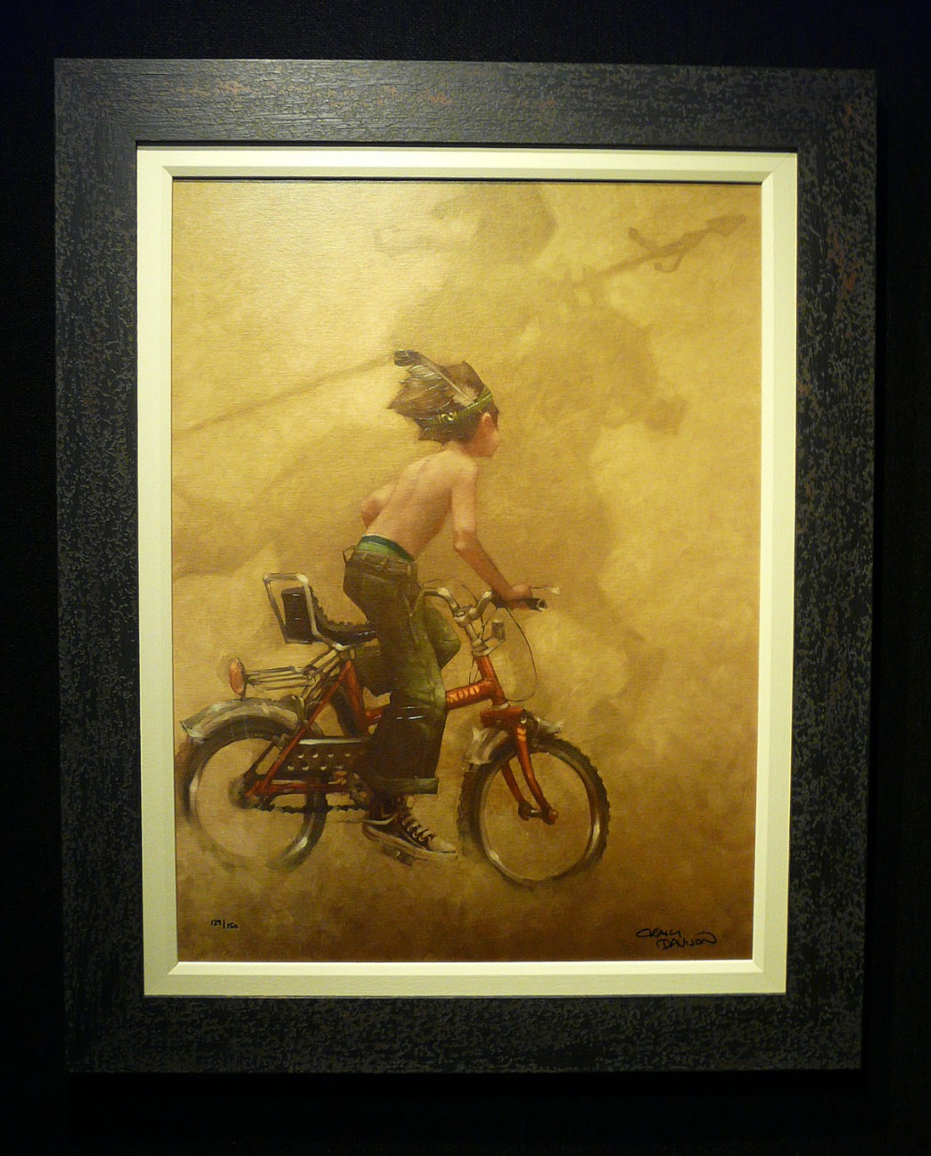 Whooooooooow! by Craig Davison, Bicycle | Children | Film | Nostalgic