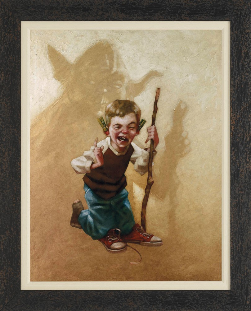 Yoda Am I by Craig Davison, Children | Film | Nostalgic