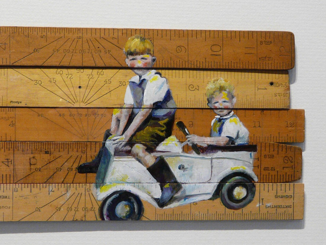 Boy Racers by Lindsay Madden, Children | Nostalgic