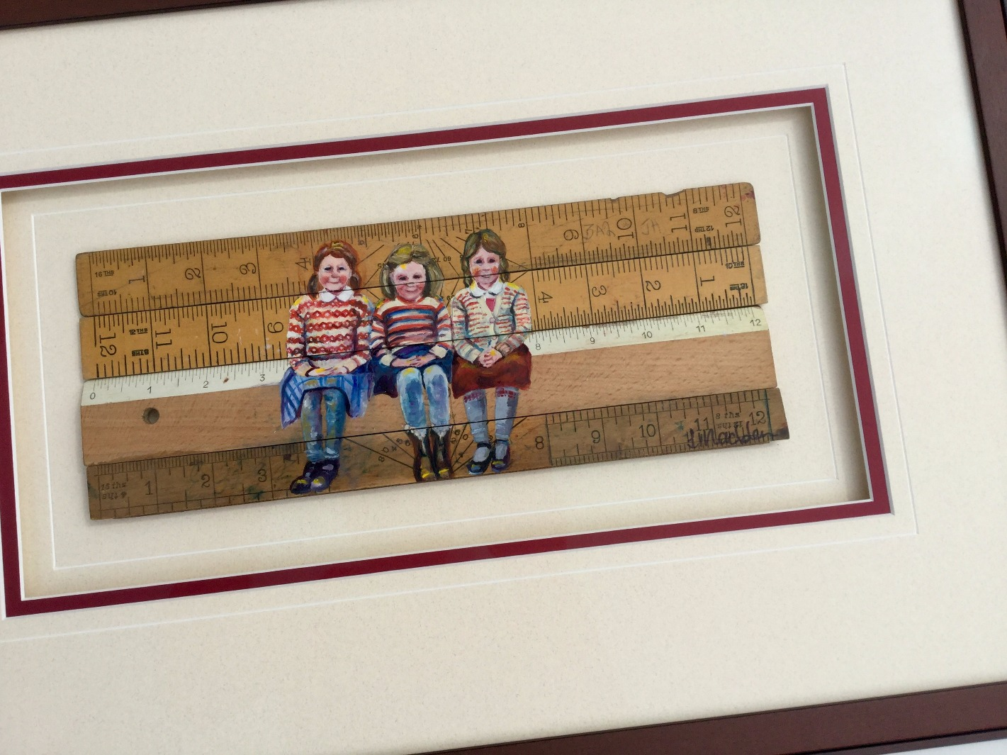 Close Knit by Lindsay Madden, Children | Nostalgic | Family