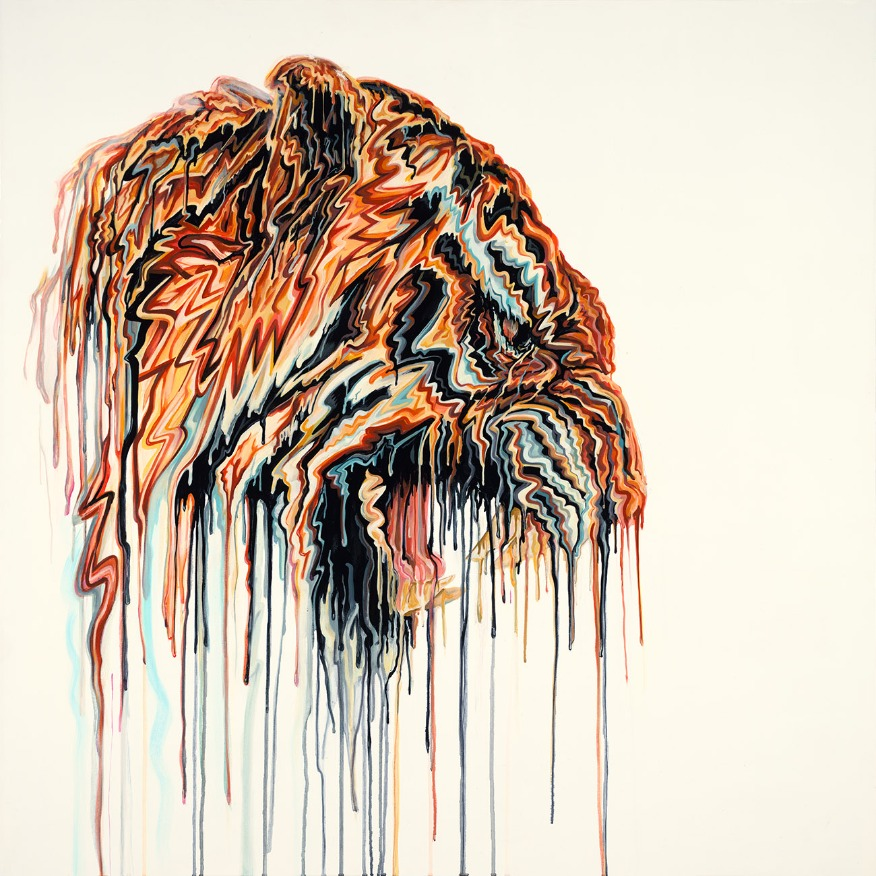 Ranthambore by Robert Oxley, Animals | Abstract | Rare