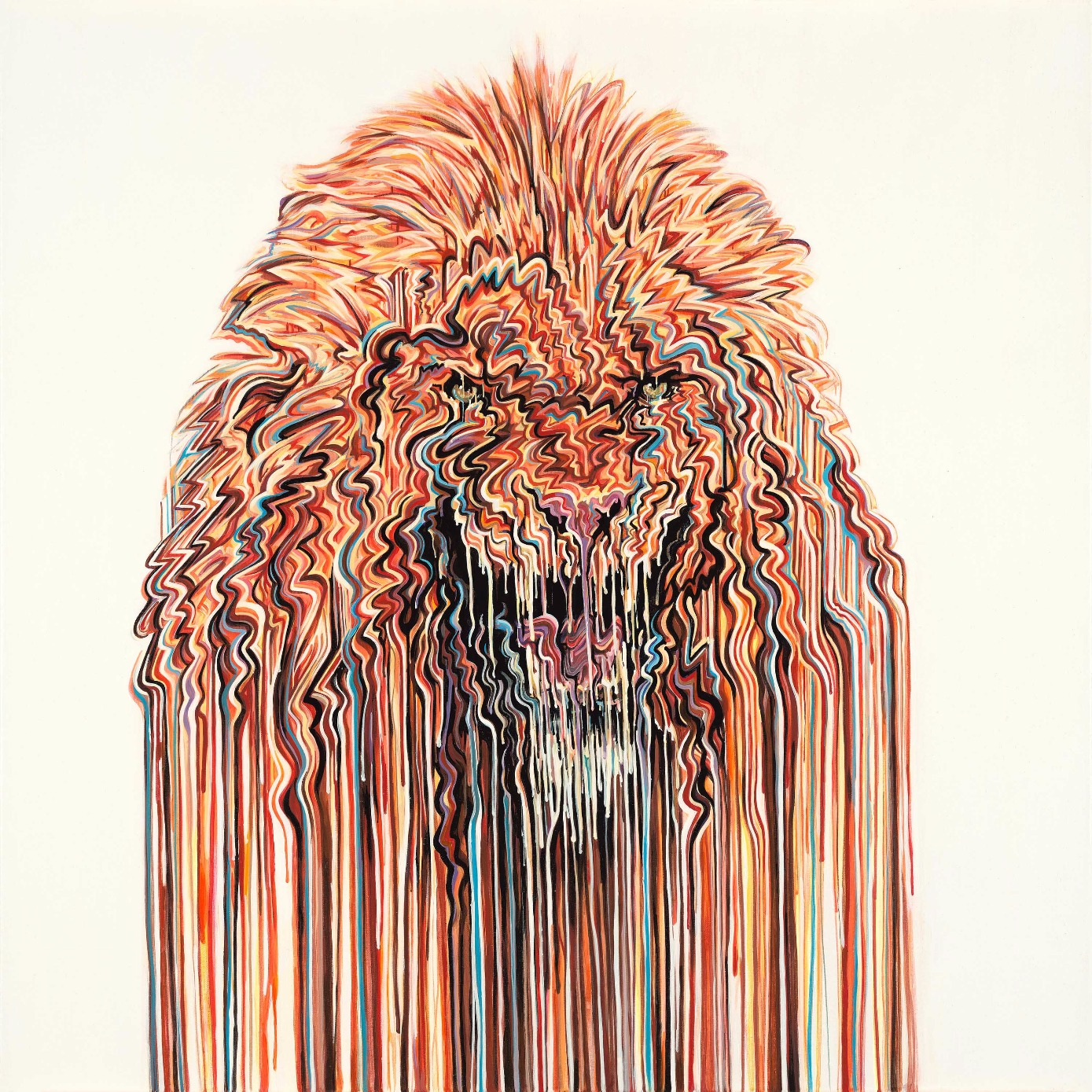 Majesty by Robert Oxley, Animals | Abstract