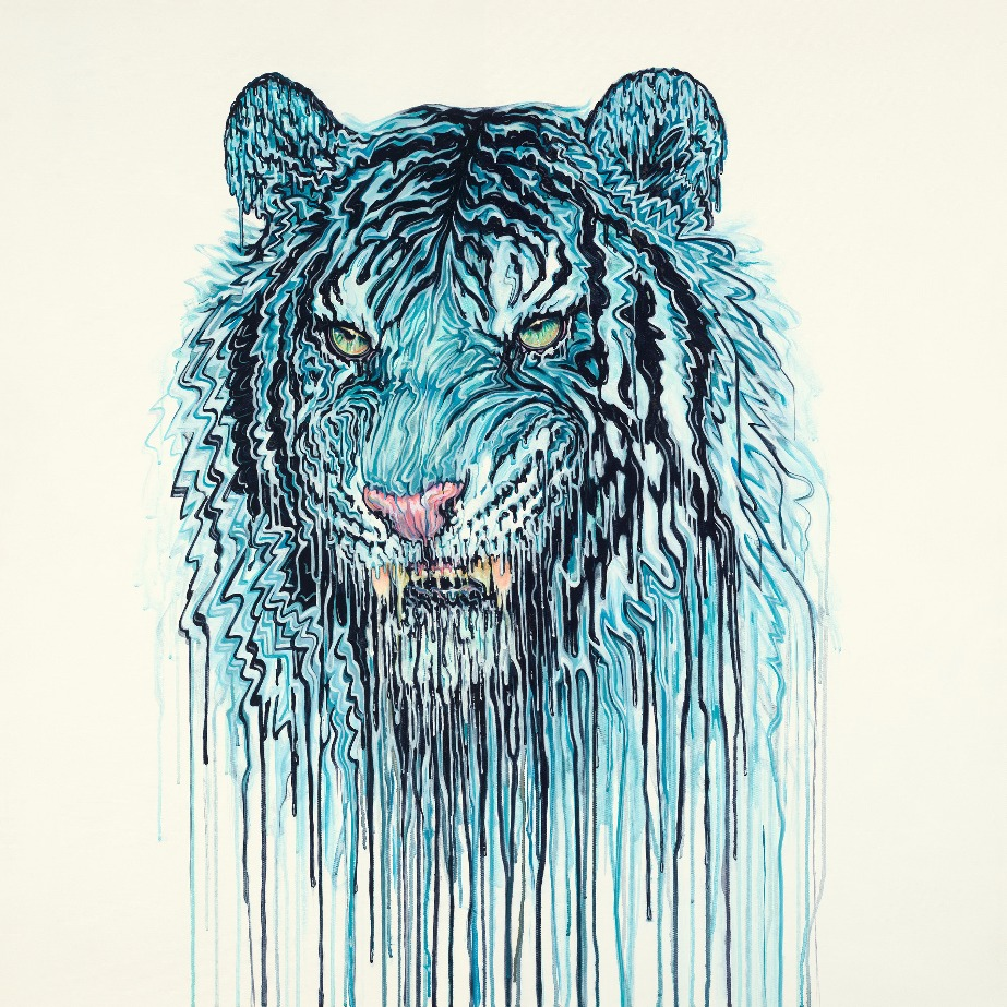 Maltese Blue by Robert Oxley, Animals