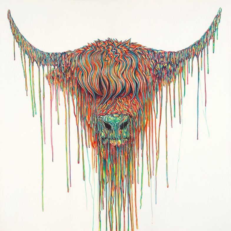 Angus by Robert Oxley, Animals | Abstract