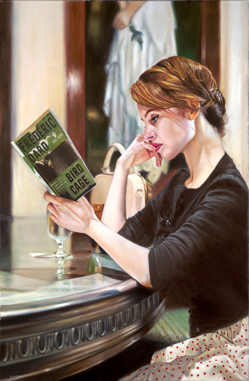 The Reader by Andrew Kinsman