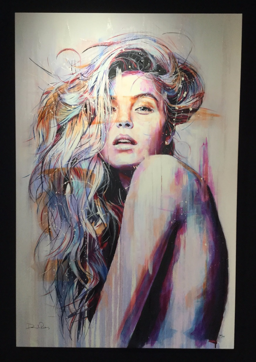 Sound & Colour by David Rees, Figurative