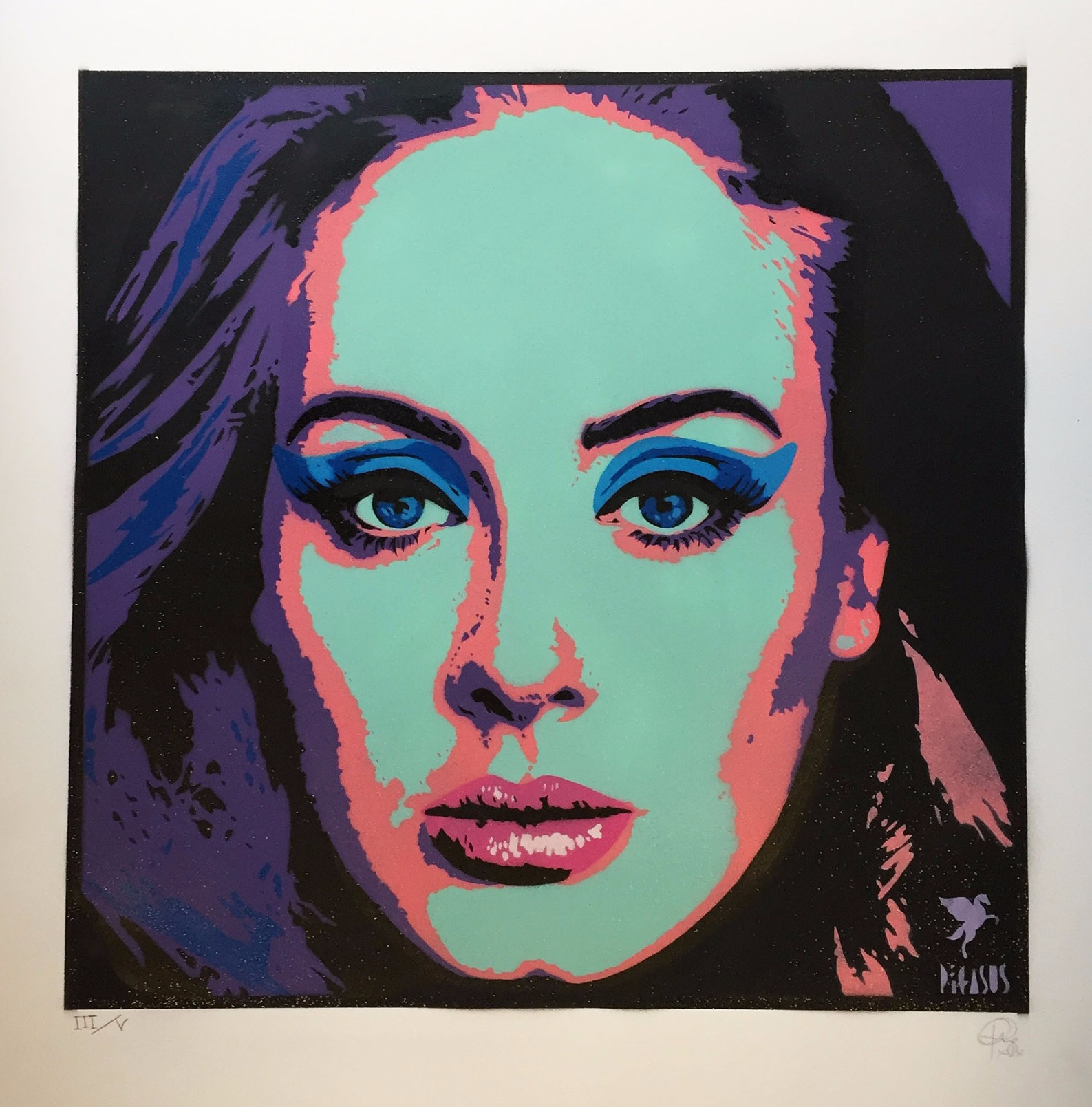 Adele by Pegasus, Graffiti | Pop