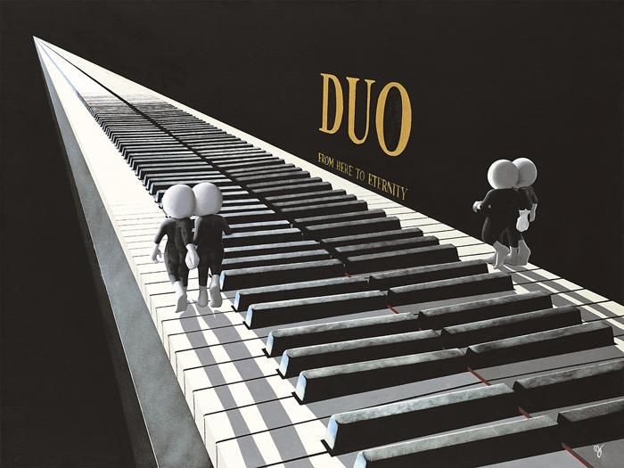 Duo by Mark Grieves, Love | Romance | Music