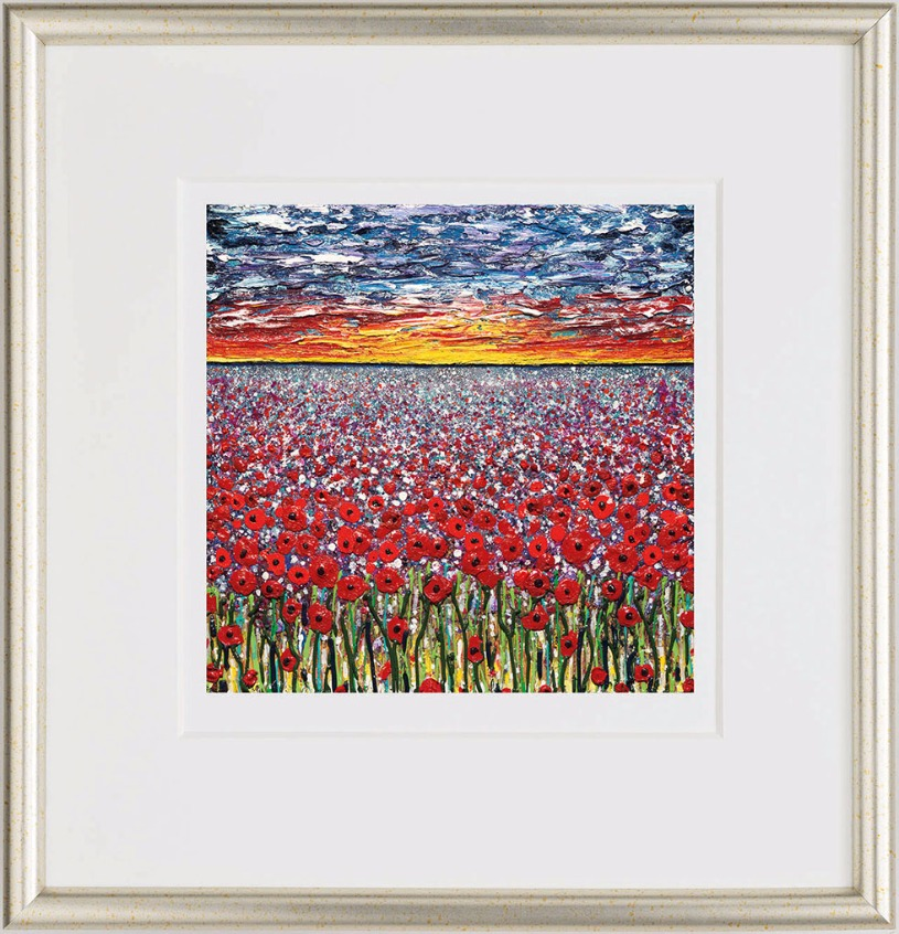 The Danger Tree II (Set of 5) by Scarlett Raven, Flowers | Landscape | Water