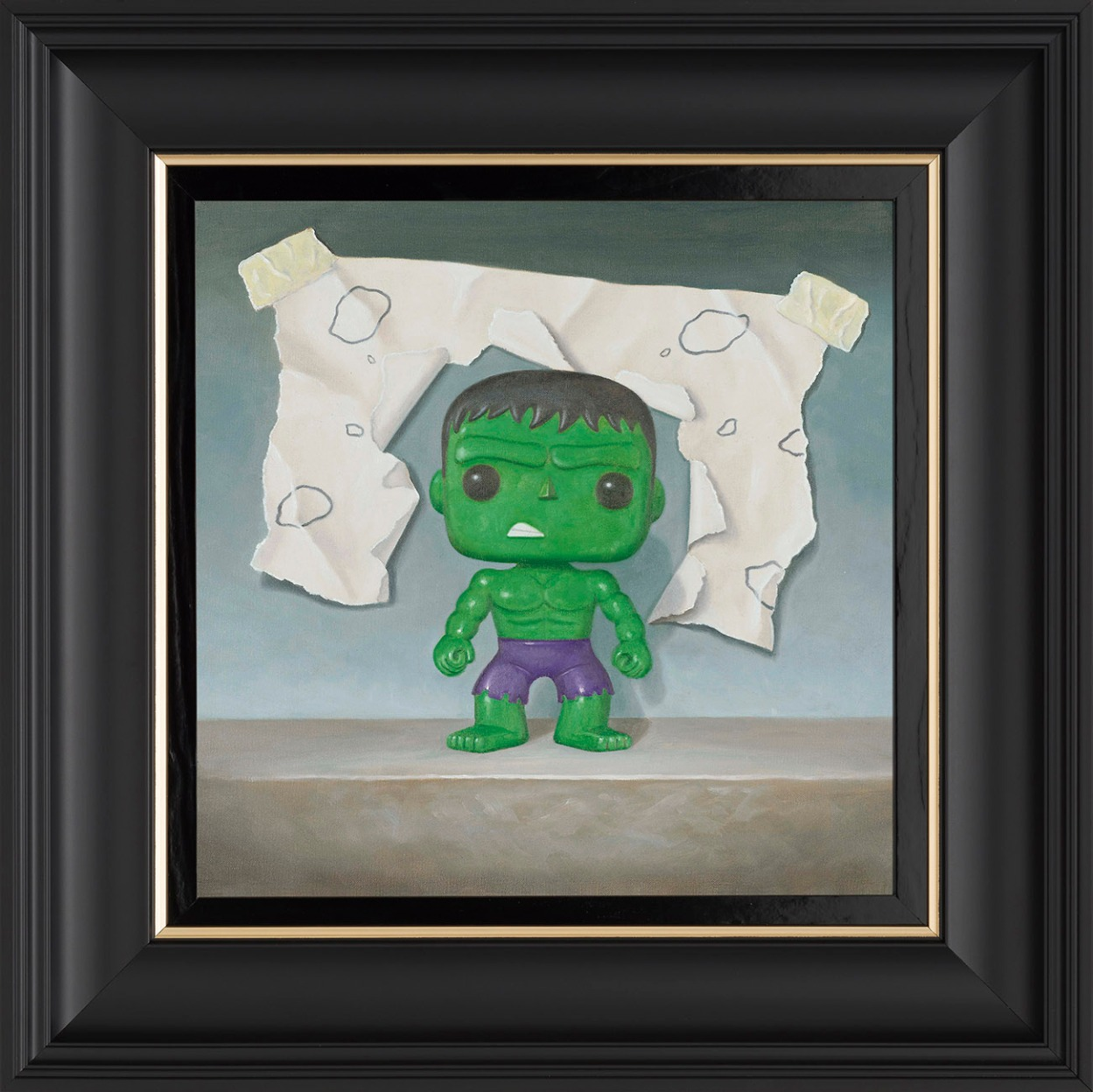 Don't Make Me Angry by Nigel Humphries, Incredible | Hulk