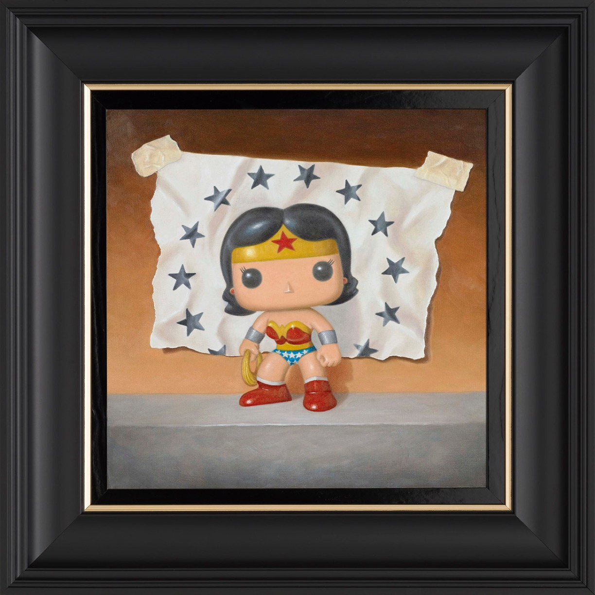 Warrior Princess by Nigel Humphries, Wonder | Woman