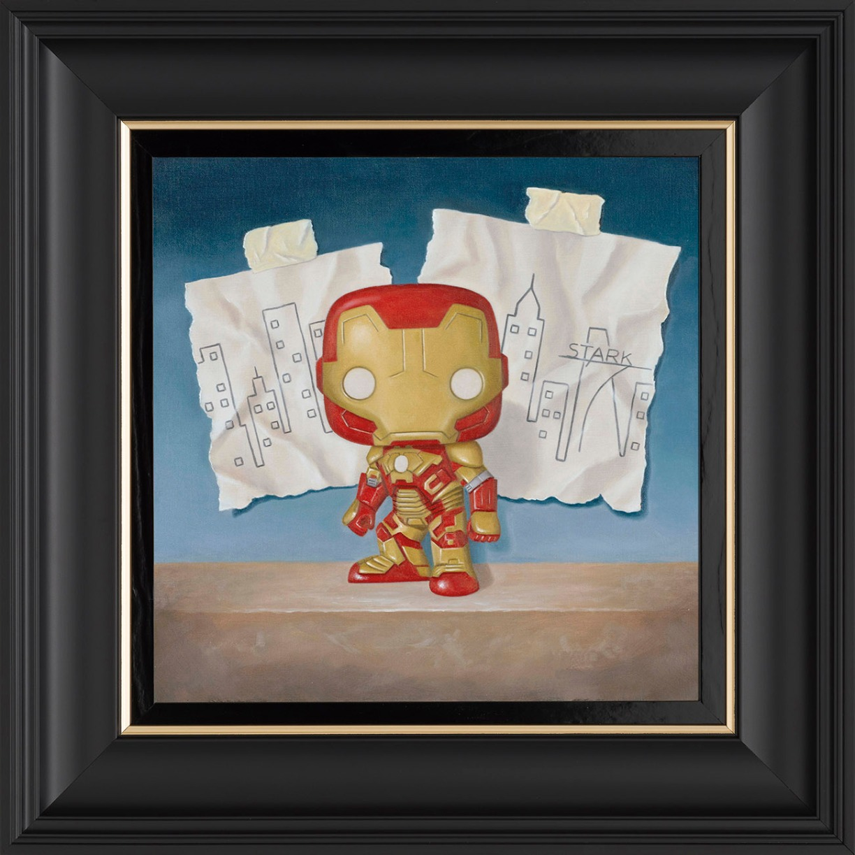 Suit Up by Nigel Humphries, Ironman