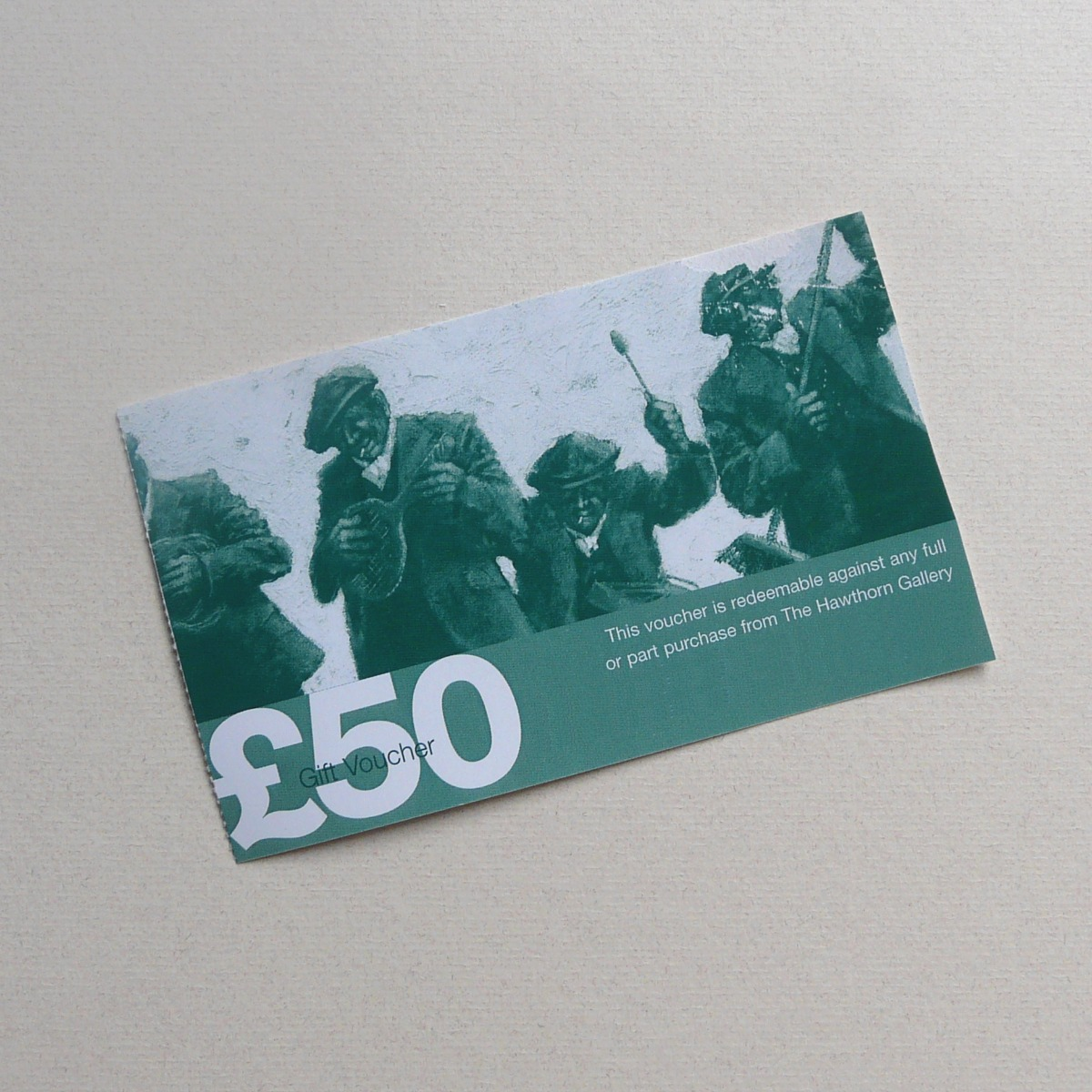 £50 Gift Voucher by The Hawthorn Gallery, Voucher | Gift