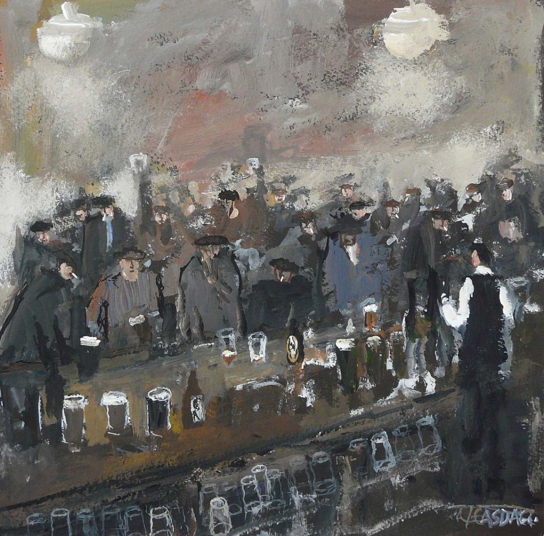 Last Orders Please by Malcolm Teasdale, Industrial | Pub | Northern | Nostalgic