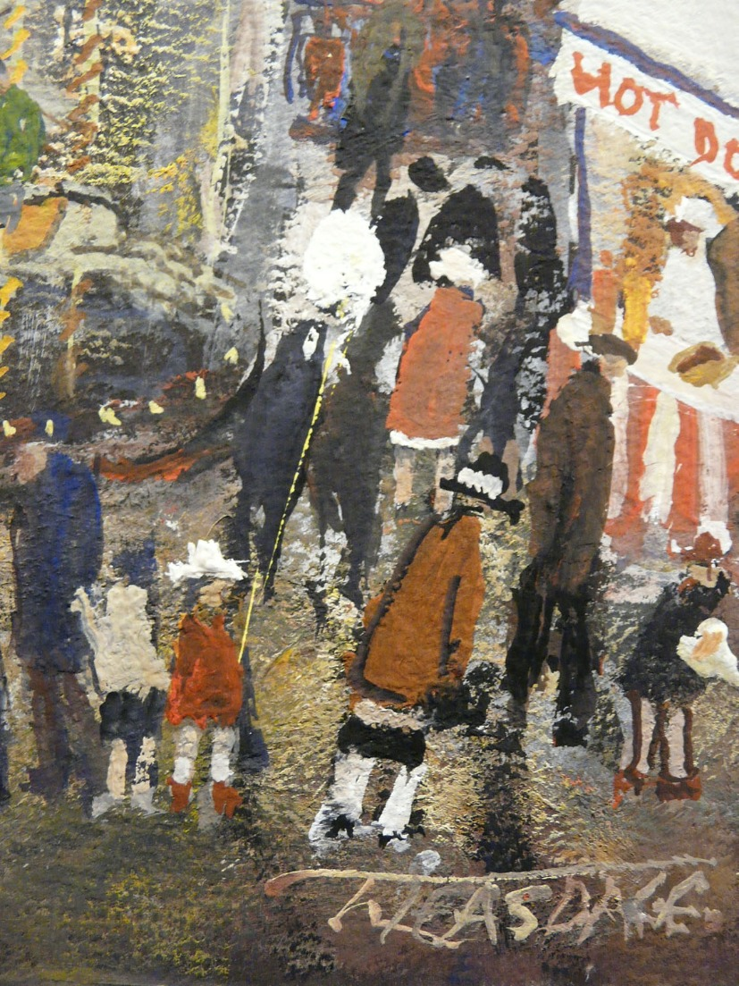 Merry-go-Rounds by Malcolm Teasdale, Family | Children | Northern | Nostalgic