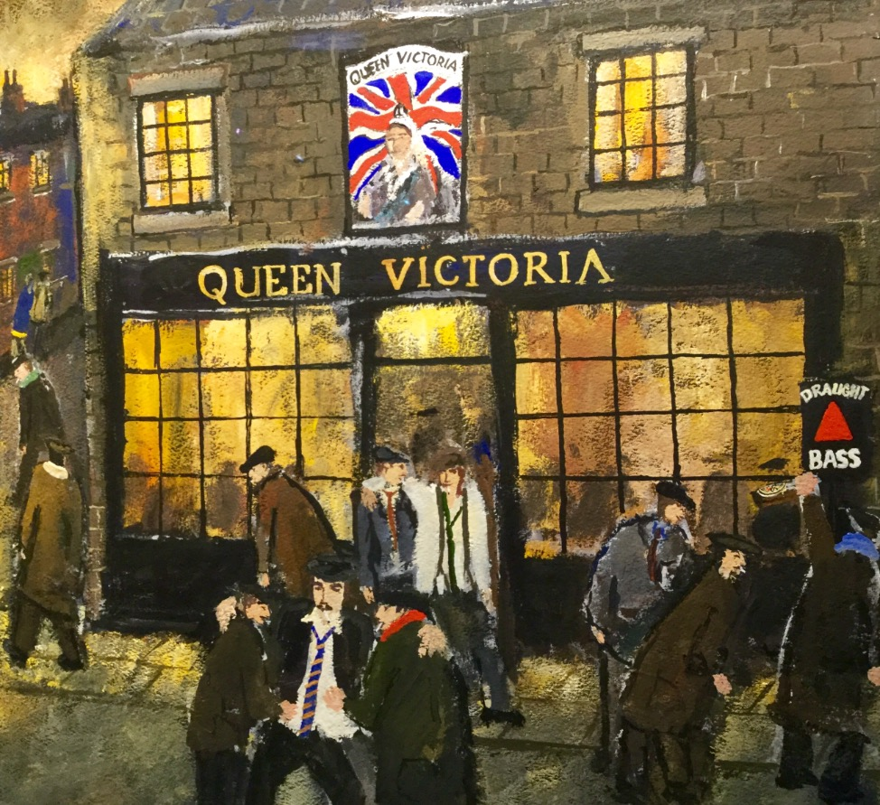 Big Jack's Stag Neet by Malcolm Teasdale, Nostalgic | Northern | Industrial | Pub | Special Offer