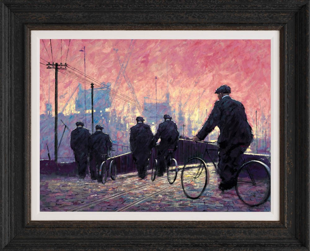 The Dawn Chorus by Alexander Millar, Bicycle | Northern | Nostalgic | Industrial | Gadgie | Special Offer