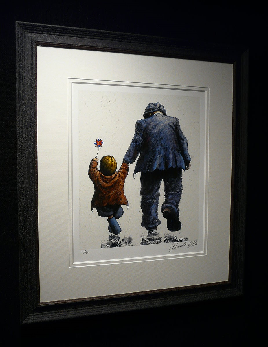 It's a Kinda Magic by Alexander Millar, Gadgie | Northern | Nostalgic | Family | Children | Rare