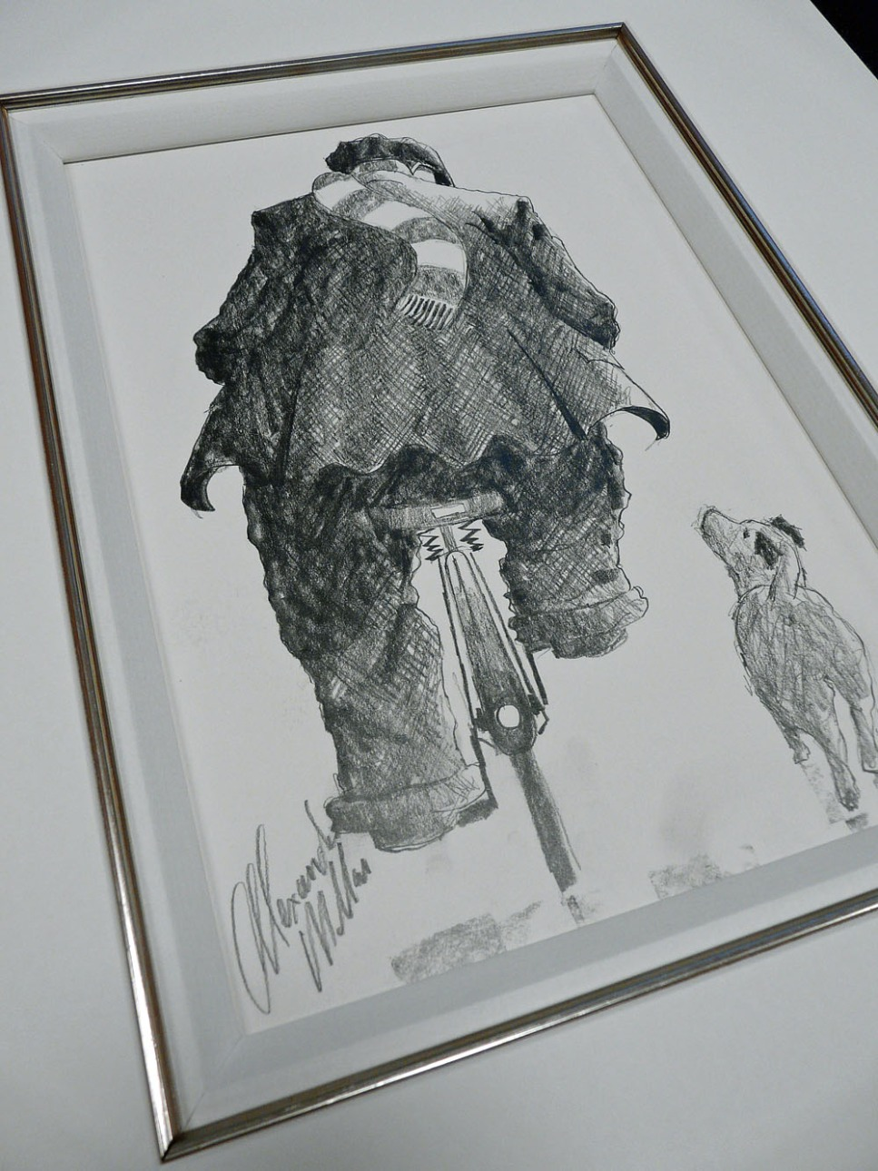 United for Life by Alexander Millar, Dog | Northern | Nostalgic | Gadgie | Football | Local