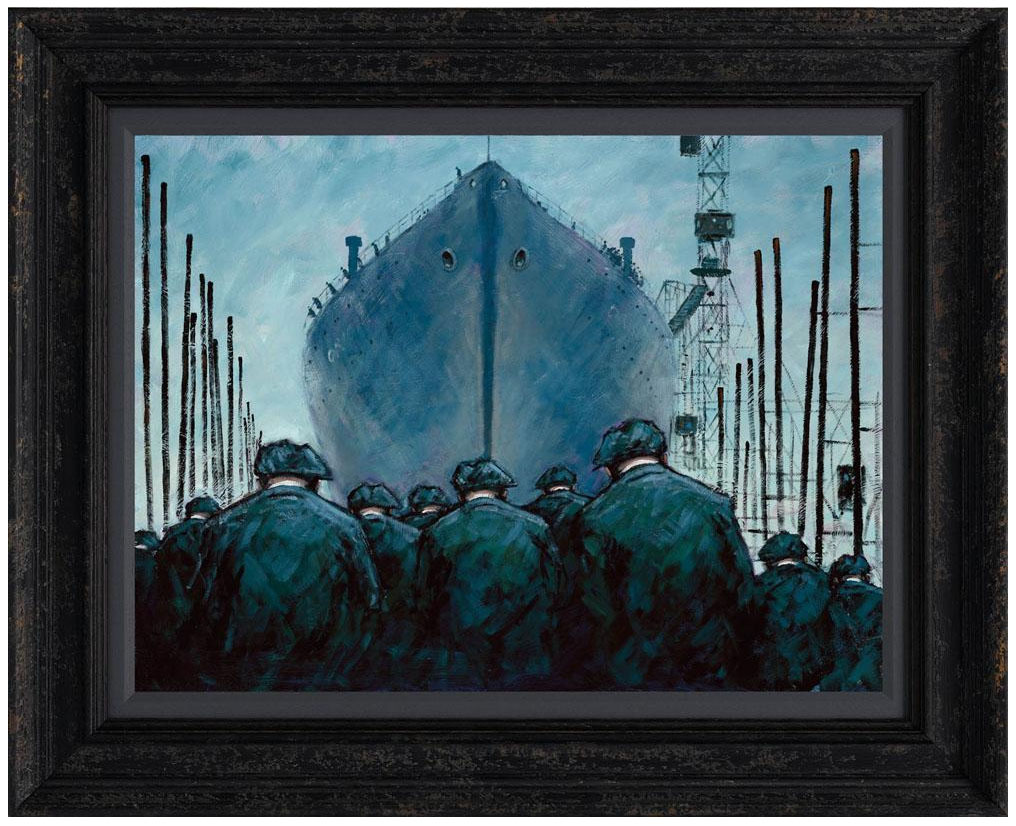 Launch Day (95/95) by Alexander Millar