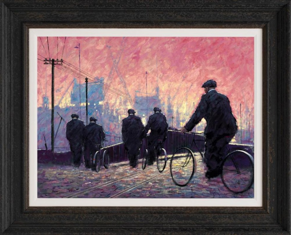 The Dawn Chorus by Alexander Millar, Bicycle | Industrial | Nostalgic | Northern | Rare