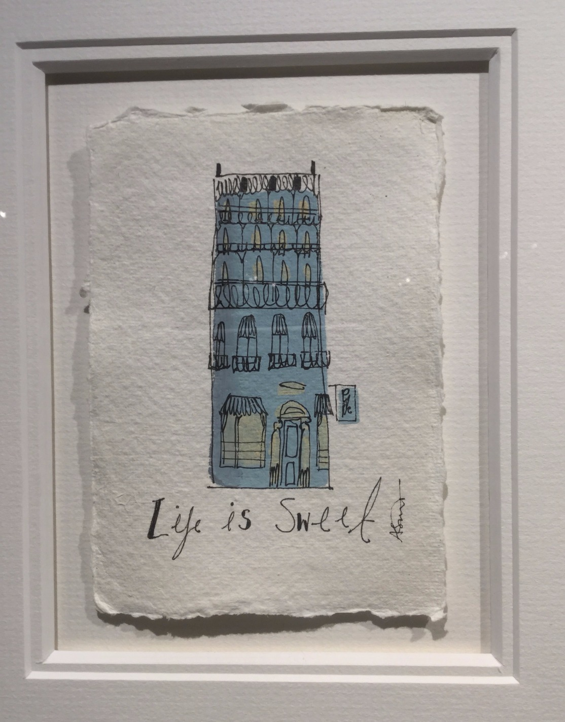 Life is Sweet by Angela Smyth