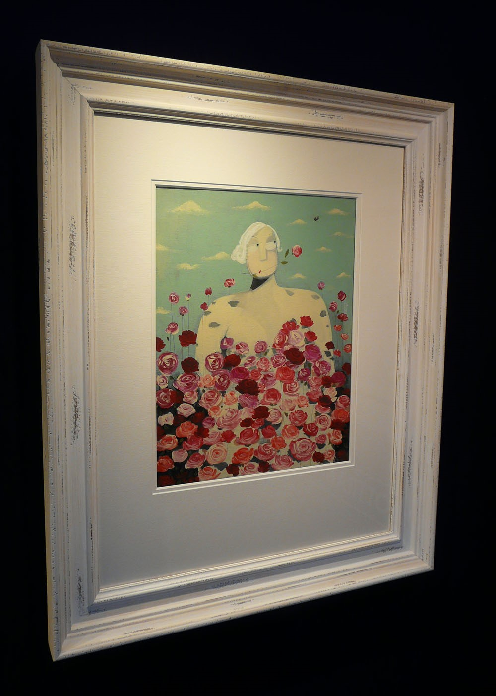 Rosy Cheeks by Angela Smyth, Nude | Figurative | Special Offer