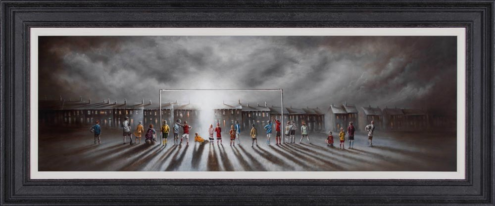 The Passion by Bob Barker, Children | Football | Nostalgic | Northern