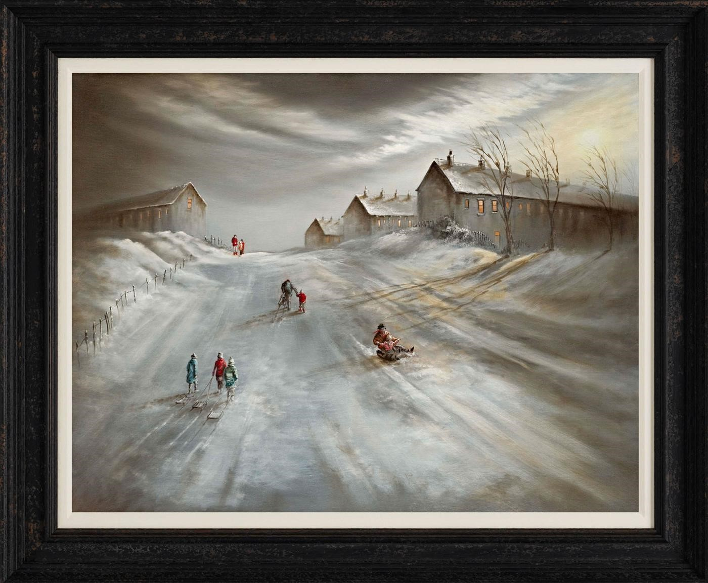 Whale of a Time by Bob Barker, Children | Nostalgic | Northern | Snow