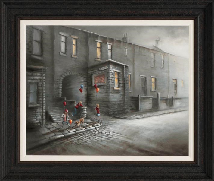 Spread a Little Happiness by Bob Barker, Nostalgic | Northern | Family | Children | Rare