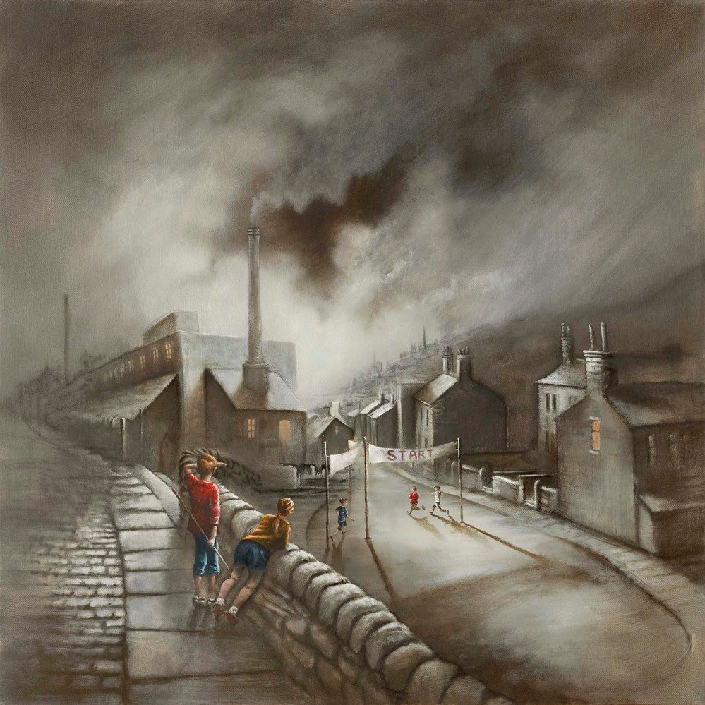 Run of the Mill by Bob Barker, Children | Family | Nostalgic | Northern