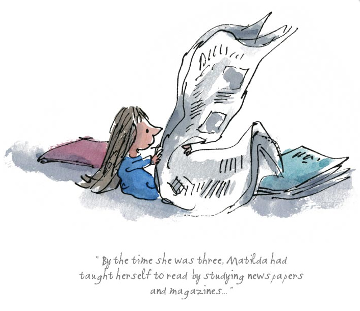 By the Time She was Three by Quentin Blake, Children | Family