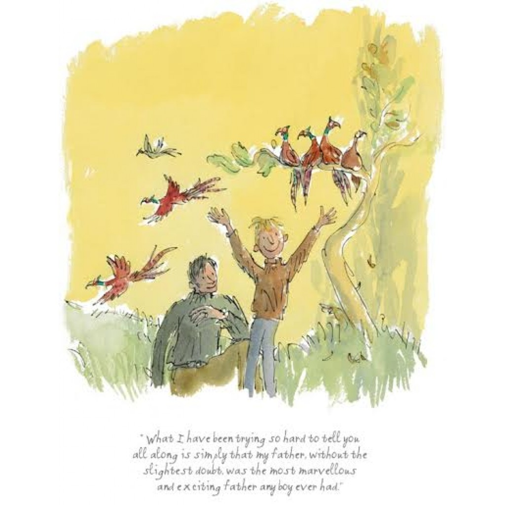 Danny the Most Marvellous by Quentin Blake, Children | Family