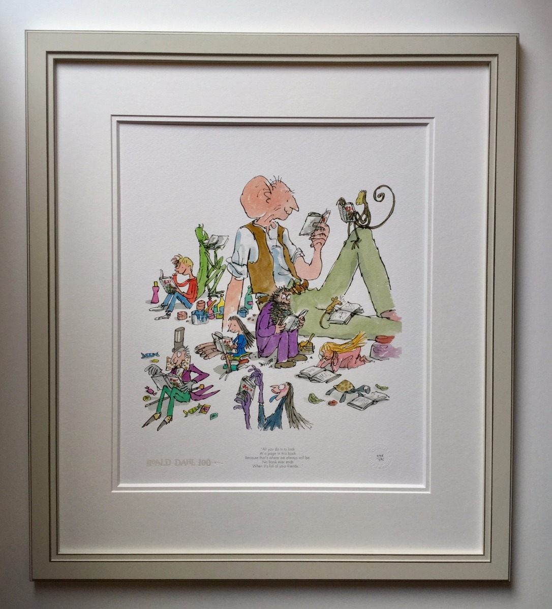 Roald Dahl Birthday Edition by Quentin Blake, Children | Family | Rare