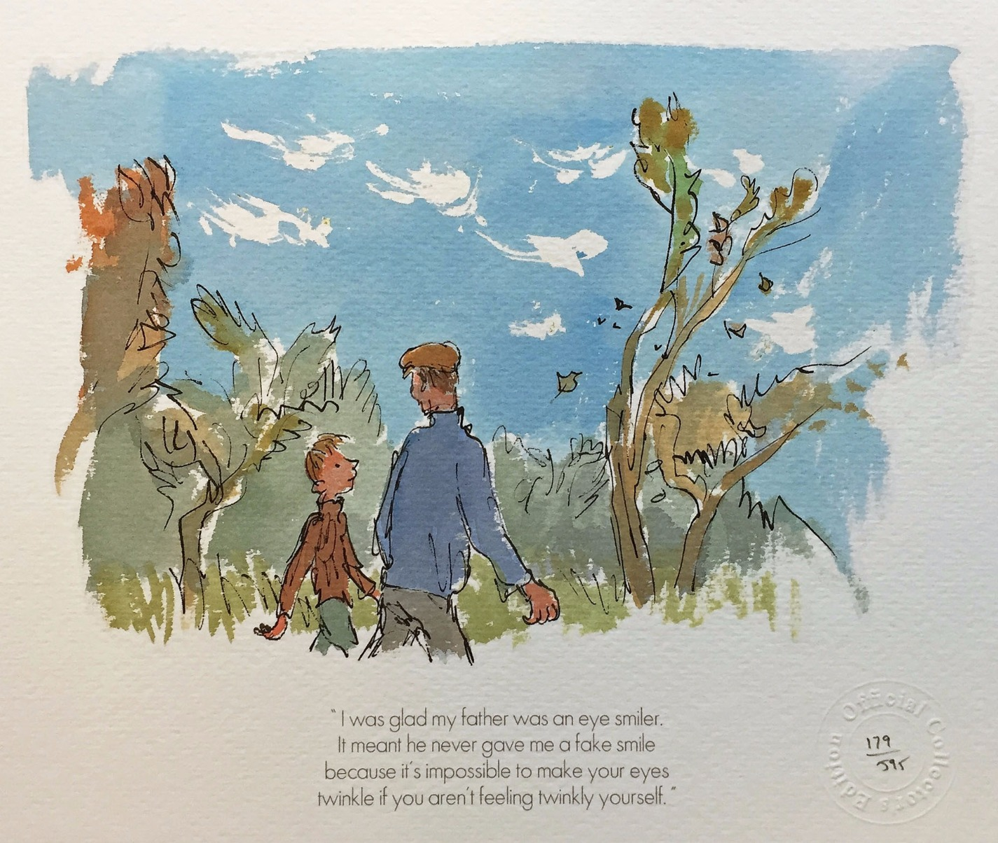I was glad my Father.... by Quentin Blake, Children | Family