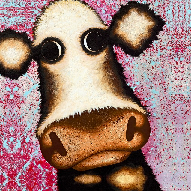 Emily Moo by Caroline Shotton, Children | Cow | Humour