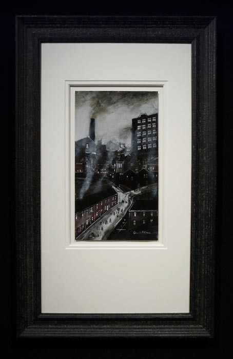 Daily Trudge by David Bez, Northern | Industrial