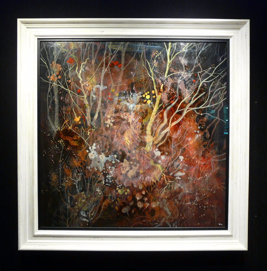 The Forest Floor by David Bez, Abstract