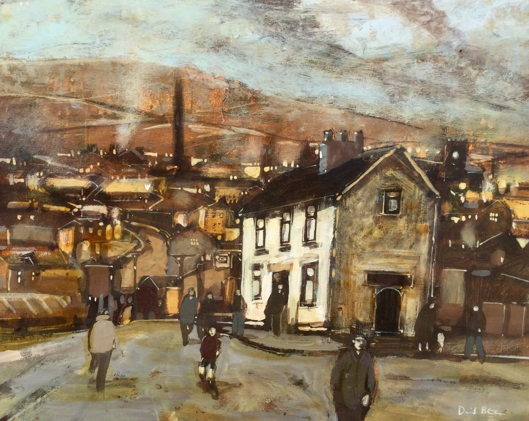 The Meeting Point by David Bez