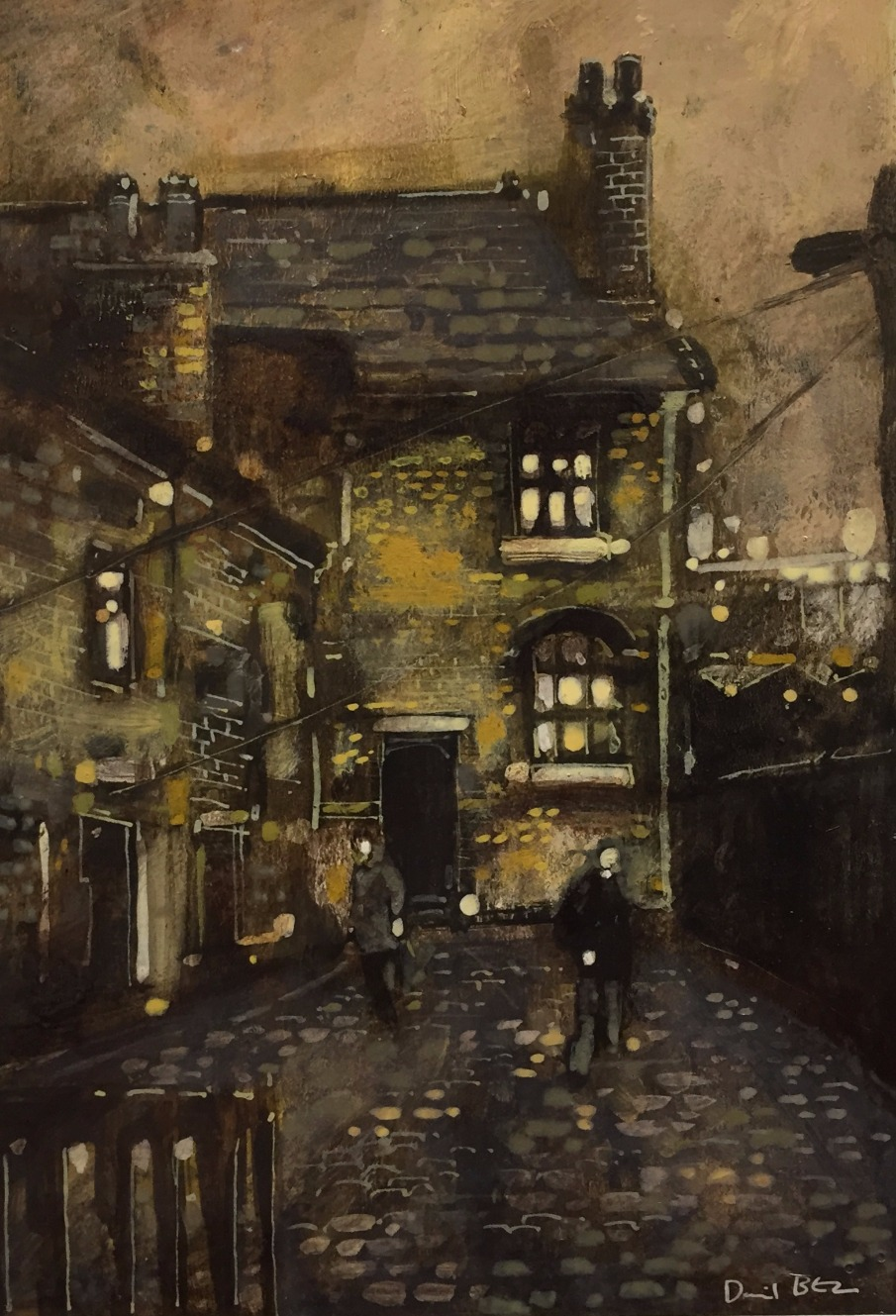 The Yard by David Bez, Northern | Nostalgic