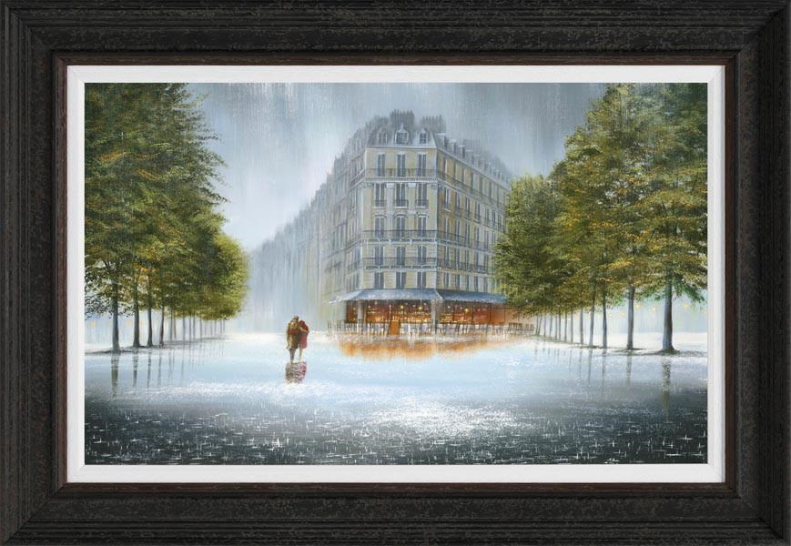Boulevard Embrace by Jeff Rowland, Love | Romance | Couple