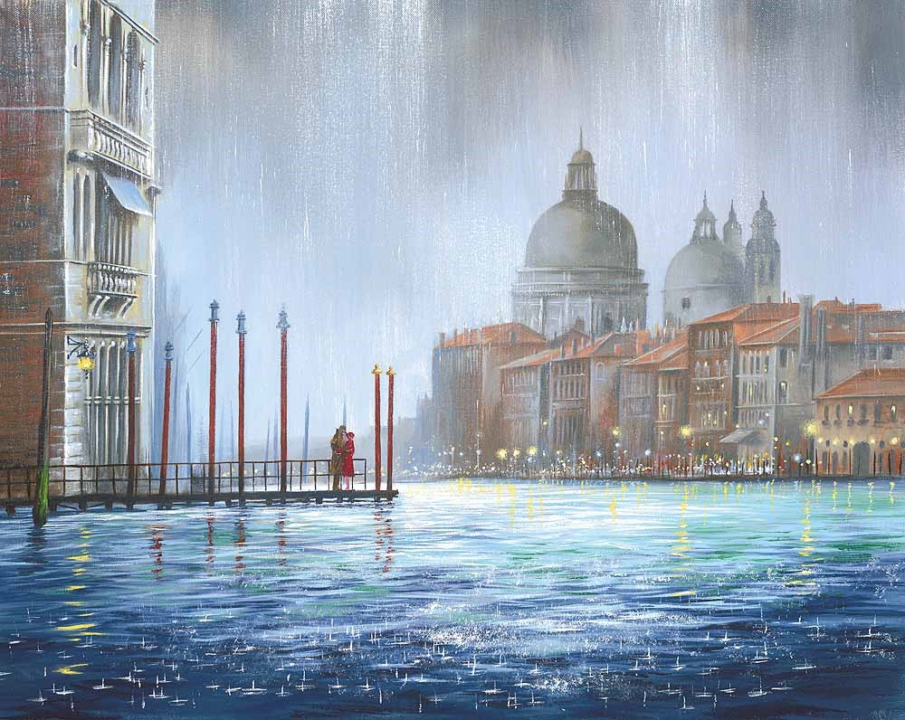 A View to Remember by Jeff Rowland, Romance | Love | Couple | Water | Special Offer